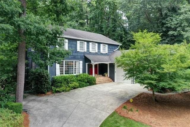 520 Bridgewater Drive, Atlanta, GA 30328 (MLS #6766866) :: The Heyl Group at Keller Williams