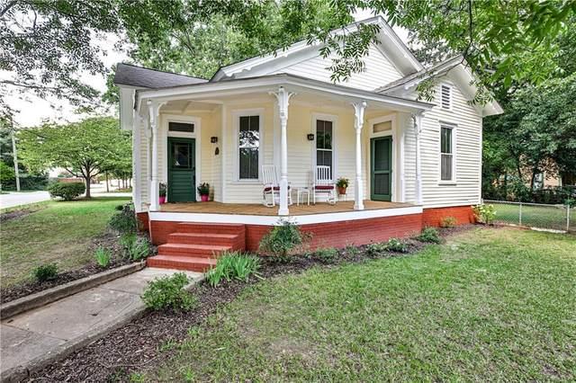 701 Davis Street, Monroe, GA 30655 (MLS #6766960) :: RE/MAX Prestige