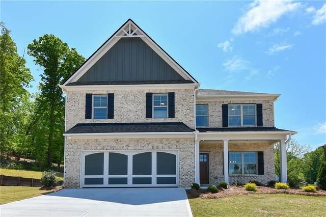 1437 Weeping Tree Drive, Braselton, GA 30548 (MLS #6766962) :: Tonda Booker Real Estate Sales