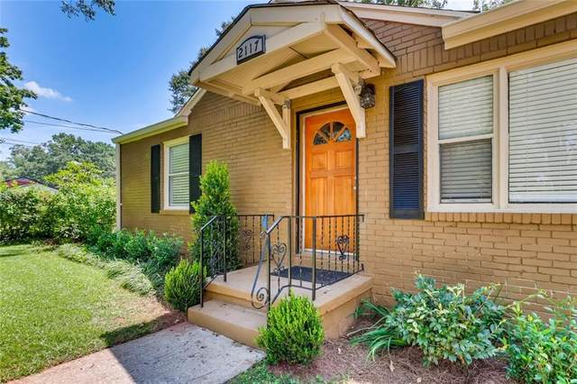2117 Rexford Drive, Decatur, GA 30034 (MLS #6767130) :: The Hinsons - Mike Hinson & Harriet Hinson