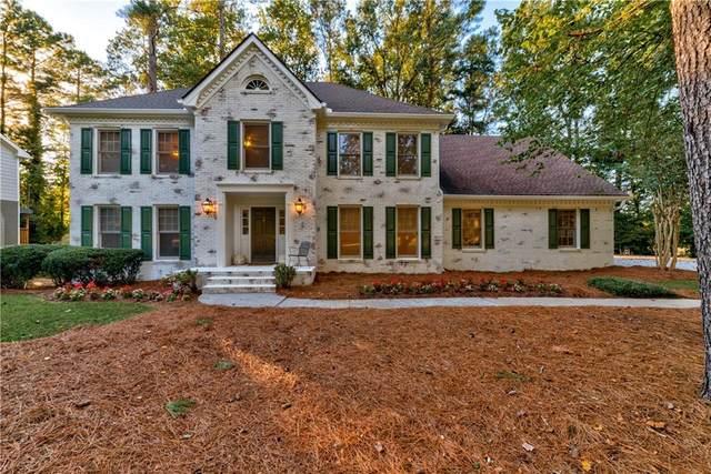 5601 Trion Cove, Peachtree Corners, GA 30092 (MLS #6767148) :: North Atlanta Home Team