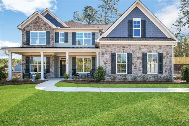 2720 Windsor Knoll Drive, Dacula, GA 30019 (MLS #6767193) :: Keller Williams Realty Atlanta Classic