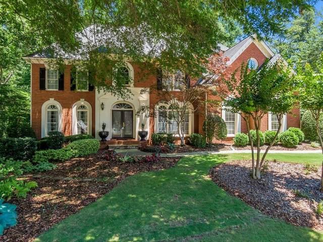 9020 Nesbit Lakes Drive, Alpharetta, GA 30022 (MLS #6767328) :: Keller Williams Realty Atlanta Classic