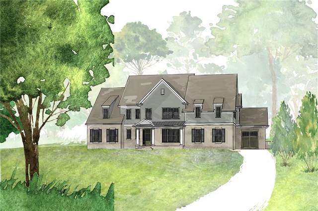 973 Wendover Drive NE, Atlanta, GA 30319 (MLS #6767337) :: Tonda Booker Real Estate Sales