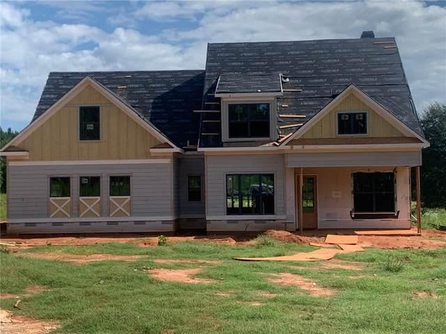 139 Davis Road, Jefferson, GA 30549 (MLS #6767381) :: Tonda Booker Real Estate Sales