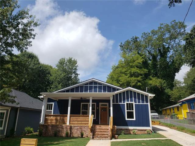181 Racine Street SW, Atlanta, GA 30314 (MLS #6767523) :: Tonda Booker Real Estate Sales