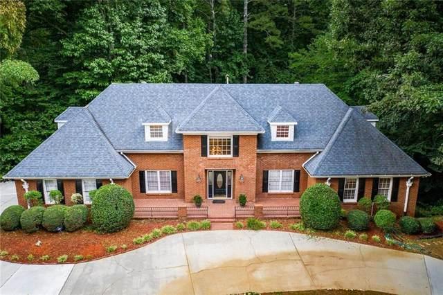 5790 Silver Ridge Drive, Stone Mountain, GA 30087 (MLS #6767599) :: RE/MAX Prestige