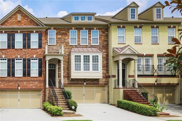 890 West Road, Atlanta, GA 30324 (MLS #6767641) :: The Butler/Swayne Team