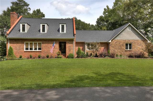 1 Greenbriar Lane SE, Rome, GA 30161 (MLS #6767716) :: Tonda Booker Real Estate Sales