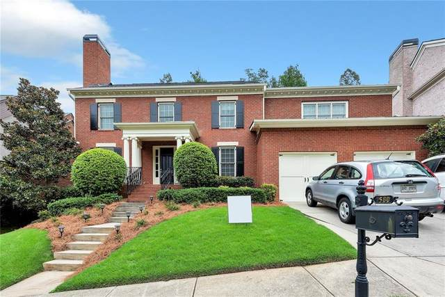 7580 Weston Club Drive, Suwanee, GA 30024 (MLS #6767772) :: RE/MAX Prestige