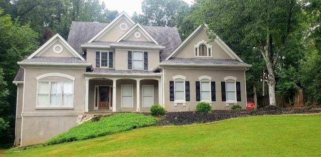 5011 Lake Hollow, Douglasville, GA 30135 (MLS #6767825) :: North Atlanta Home Team