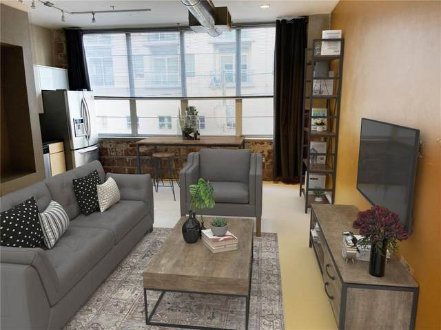 800 Peachtree Street NE #8307, Atlanta, GA 30308 (MLS #6767940) :: Path & Post Real Estate