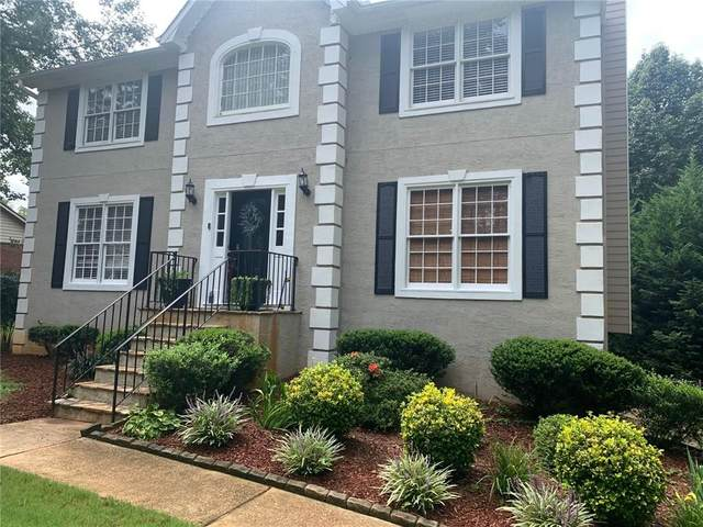 2250 Soaring Lane, Lawrenceville, GA 30044 (MLS #6768008) :: North Atlanta Home Team