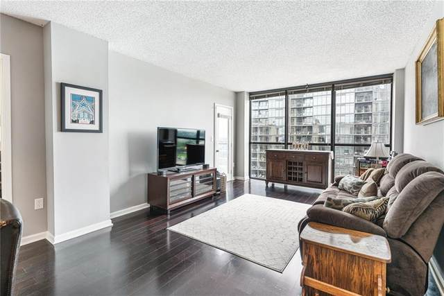 1280 W Peachtree Street NW #2309, Atlanta, GA 30309 (MLS #6768124) :: Tonda Booker Real Estate Sales
