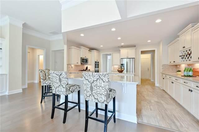 3891 Sweet Magnolia Drive SW, Gainesville, GA 30504 (MLS #6768245) :: Tonda Booker Real Estate Sales