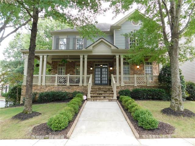 2112 Murren Drive SE, Smyrna, GA 30080 (MLS #6768305) :: Tonda Booker Real Estate Sales