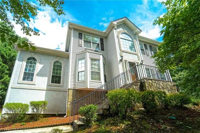 5505 Forest Falls Drive, Loganville, GA 30052 (MLS #6768487) :: North Atlanta Home Team
