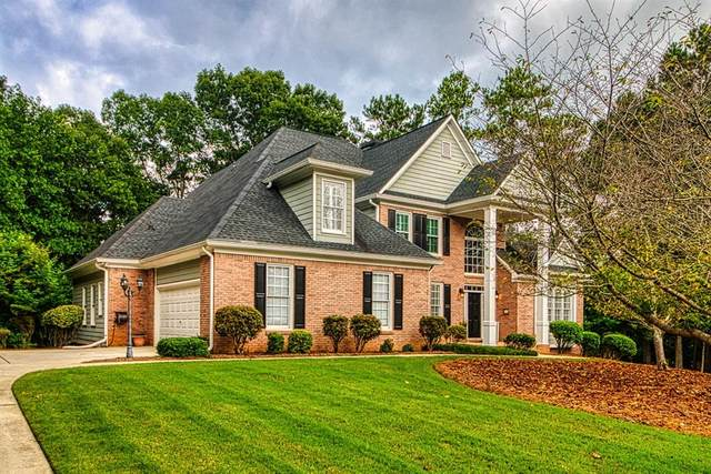 121 Wedgewood Falls Drive, Canton, GA 30114 (MLS #6768663) :: The Cowan Connection Team