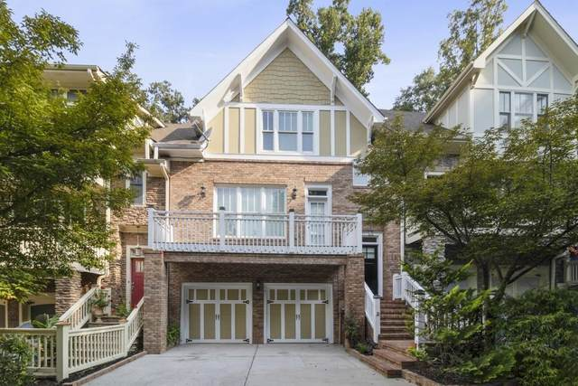 1513 Whitehead Bluff NW, Atlanta, GA 30318 (MLS #6768760) :: The Hinsons - Mike Hinson & Harriet Hinson