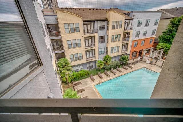 400 17th Street NW #1412, Atlanta, GA 30363 (MLS #6768764) :: The Butler/Swayne Team