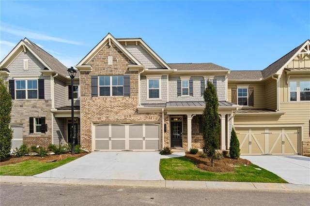 5197 Brinden Mill Drive, Peachtree Corners, GA 30092 (MLS #6768814) :: North Atlanta Home Team