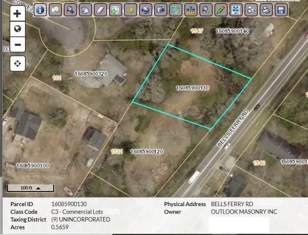1535 Bells Ferry Road, Marietta, GA 30066 (MLS #6768859) :: The Heyl Group at Keller Williams