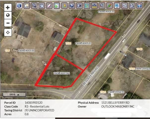1521 Bells Ferry Road, Marietta, GA 30066 (MLS #6768863) :: The Heyl Group at Keller Williams