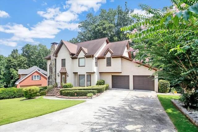 4308 Sprucebough Drive, Marietta, GA 30062 (MLS #6768930) :: North Atlanta Home Team