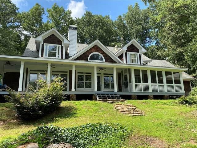 1472 N Lake Drive, Canton, GA 30115 (MLS #6769034) :: Path & Post Real Estate