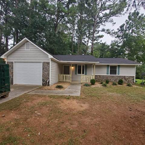 9366 Woodknoll Way, Jonesboro, GA 30238 (MLS #6769284) :: Dillard and Company Realty Group