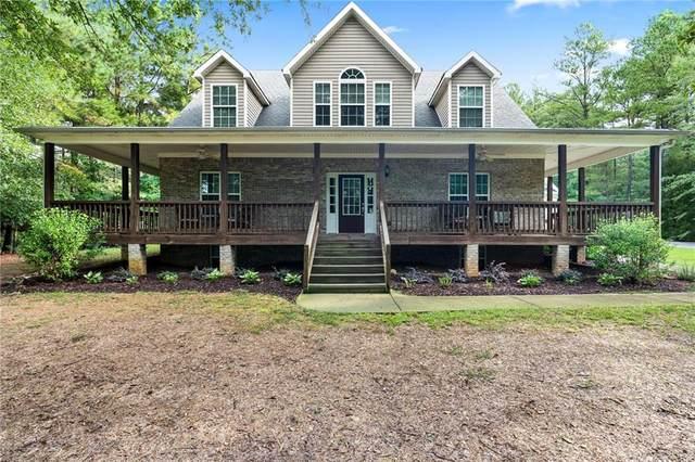 140 Jones Slough Road, Euharlee, GA 30145 (MLS #6769359) :: Tonda Booker Real Estate Sales