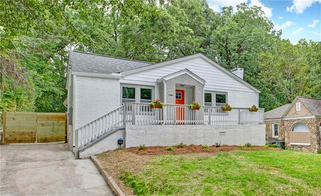 1424 Sharon Street NW, Atlanta, GA 30314 (MLS #6769439) :: RE/MAX Prestige