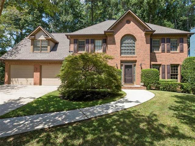 1731 N Milford Creek Lane SW, Marietta, GA 30008 (MLS #6769743) :: North Atlanta Home Team