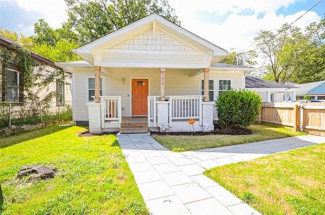 960 Mayson Turner Road NW, Atlanta, GA 30314 (MLS #6770002) :: Vicki Dyer Real Estate