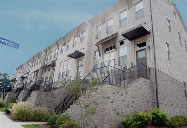 4306 Longleaf Pine Alley Alley #181, Doraville, GA 30360 (MLS #6770547) :: The Butler/Swayne Team