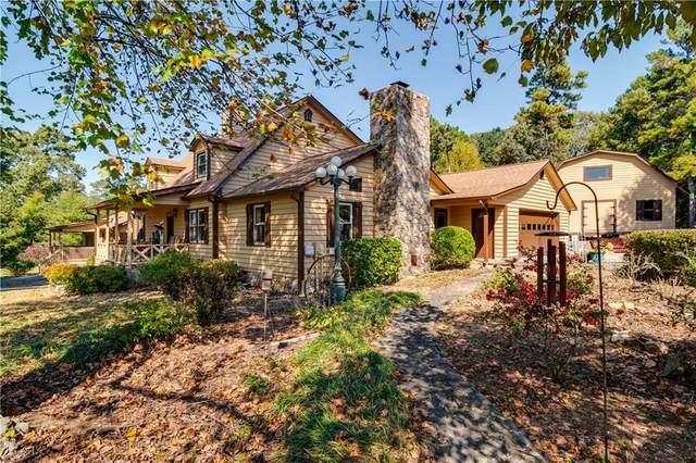4184 Old Stilesboro Road NW, Kennesaw, GA 30152 (MLS #6770658) :: Path & Post Real Estate