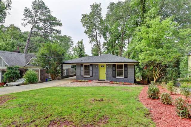 2176 Belvedere Avenue, Atlanta, GA 30311 (MLS #6770702) :: The Heyl Group at Keller Williams