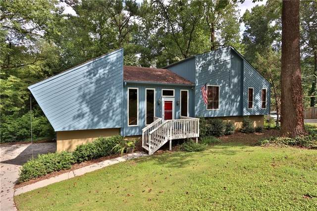 3057 Leafwood Drive SE, Marietta, GA 30067 (MLS #6770704) :: Kennesaw Life Real Estate
