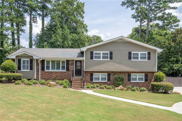 3954 Manhattan Drive NE, Kennesaw, GA 30144 (MLS #6770718) :: North Atlanta Home Team
