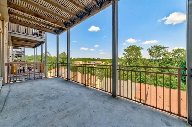360 Chambers Street #207, Woodstock, GA 30188 (MLS #6771134) :: Kennesaw Life Real Estate