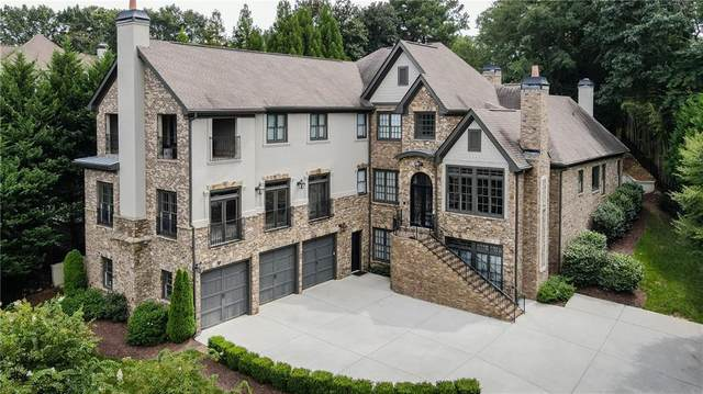 115 Laurel Drive NE, Atlanta, GA 30342 (MLS #6771526) :: Keller Williams Realty Cityside