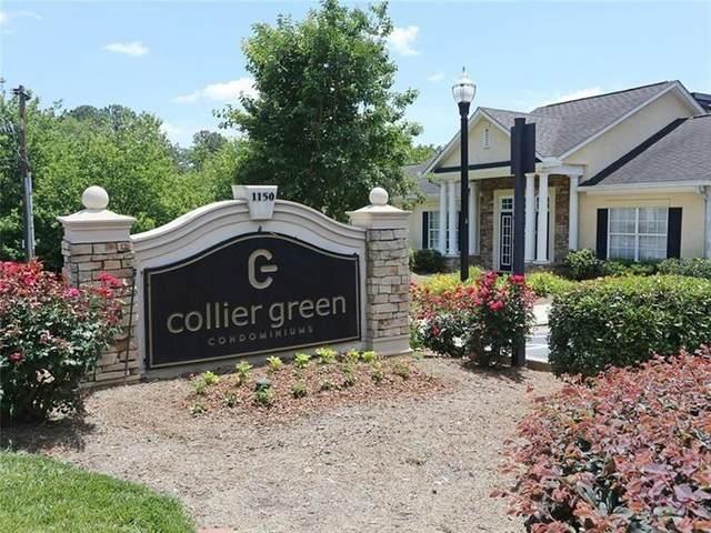 1150 NW Collier Road NW J9, Atlanta, GA 30318 (MLS #6771738) :: Thomas Ramon Realty