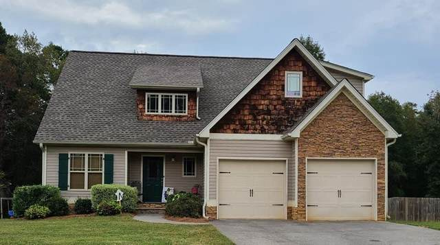 34 Cass Station Drive NW, Cartersville, GA 30120 (MLS #6771875) :: Path & Post Real Estate