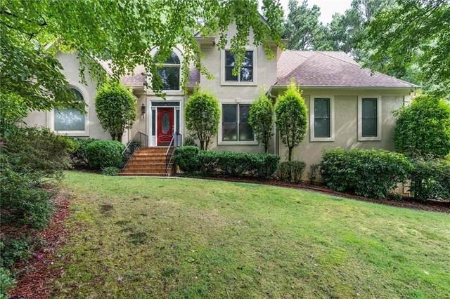 2024 Greyfield Drive NW, Kennesaw, GA 30152 (MLS #6771894) :: North Atlanta Home Team