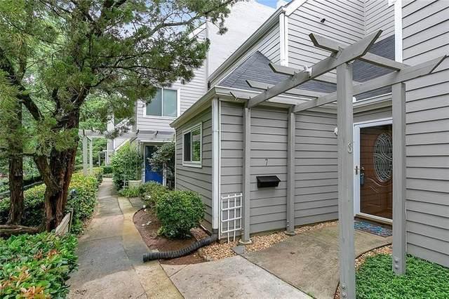 710 E Ponce De Leon Avenue #7, Decatur, GA 30030 (MLS #6771929) :: Thomas Ramon Realty