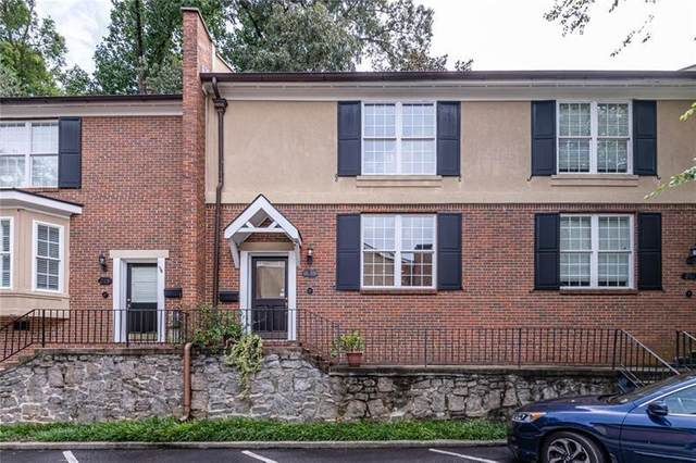 1634 Ponce De Leon Avenue NE #208, Atlanta, GA 30307 (MLS #6771972) :: Good Living Real Estate
