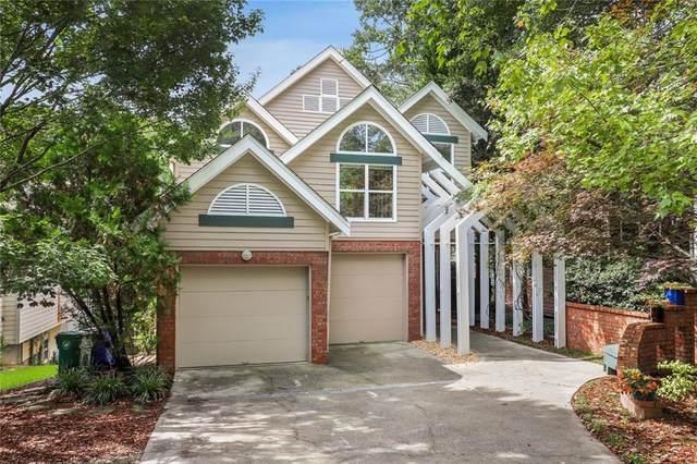 1447 Cartecay Drive NE, Brookhaven, GA 30319 (MLS #6771990) :: North Atlanta Home Team