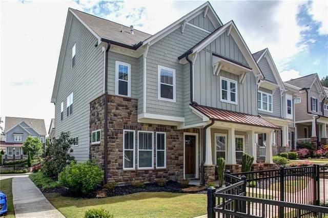 63 Lathhouse Lane, Marietta, GA 30066 (MLS #6772045) :: The Heyl Group at Keller Williams