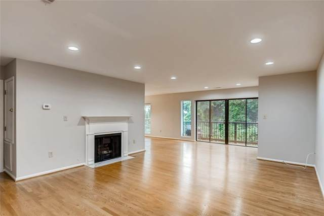 1214 Pine Heights Drive NE #1214, Atlanta, GA 30324 (MLS #6772052) :: Thomas Ramon Realty