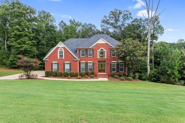 822 Somersby Drive, Dallas, GA 30157 (MLS #6772204) :: Compass Georgia LLC